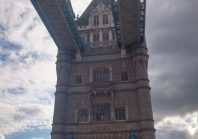 Fotos von der Tower Bridge beim Tower of London