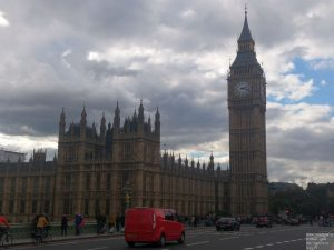 Der Big Ben / Elizabeth Tower