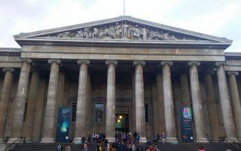 British Museum in London – Mit Shop, Cafés und viel Geschichte