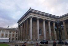 Fotos vom British Museum (Britischen Museum) in London