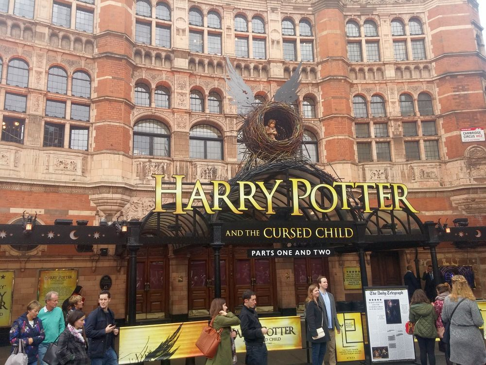 Harry Potter Theatre (Palace Theatre)