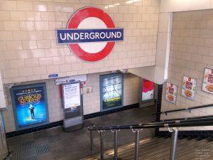 Marble Arch Underground Station