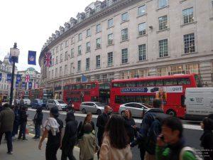 London ist auch ein Shopping Paradies