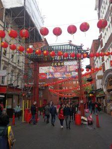 Soho mit Chinatown