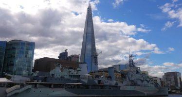 The Shard in London – Touristenattraktion mit atemberaubenden Ausblick auf London