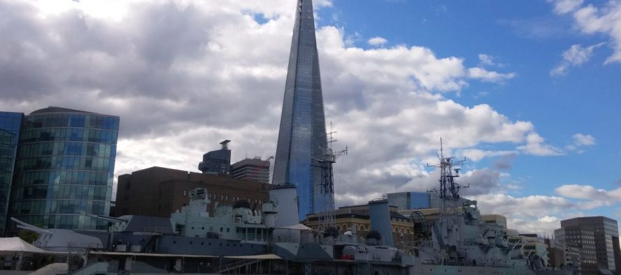 The Shard in London – Touristenattraktion mit atemberaubenden Ausblick auf London
